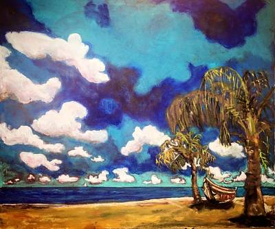 Painting - Smith Island by Dilip Sheth
