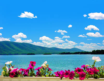 Smith Mountain Lake Grand View Art Print