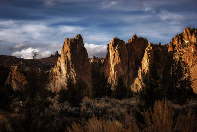 Photograph - Smith Rock by Cat Connor