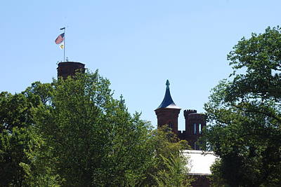 Smithsonian Museum Photograph - Smithsonian by Kenny Glover