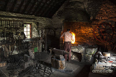 Photograph - Smithy by Jim Orr