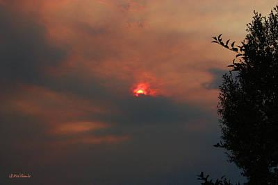 Photograph - Smoke And Heat by Rick Thiemke
