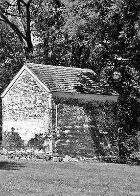 Franklin Tennessee Photograph - Smoke House by Peggy Leyva Conley