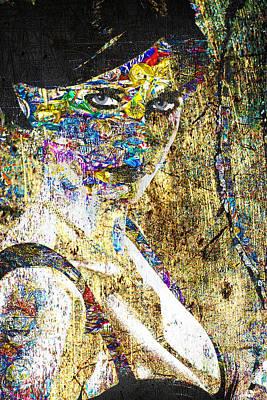 Mixed Media - Smoke by Tony Rubino