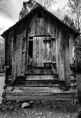 Photograph - Smokehouse by Steven Ainsworth