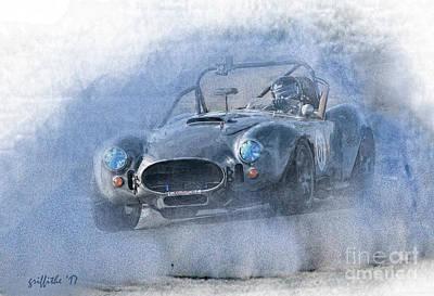 Photograph - Smoke'n Cobra by Tom Griffithe