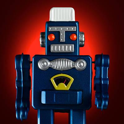 Smoker Robot Original by DRK Studios