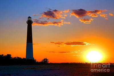 Photograph - Smokestack Barnegat by Olivier Le Queinec