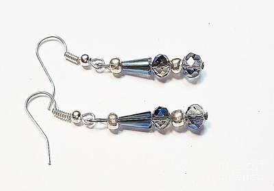 Jewelry - Smokey Blue by Diana Bursztein