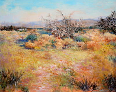 Painting - Smokey Day by M Diane Bonaparte