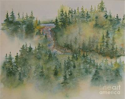 Smokey Mountain Memories 3 Original by Lisa Bell