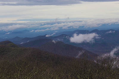 Photograph - Smokey Mountains 5 by Lindsey Weimer