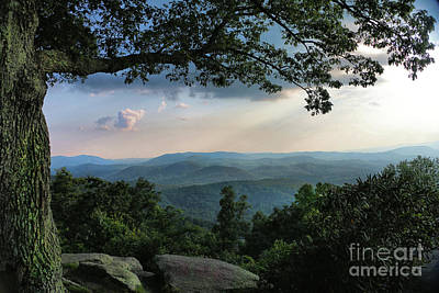 Photograph - Smokey Mountian Memories by Rick Lipscomb