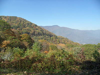 Photograph - Smokies 11 by Val Oconnor
