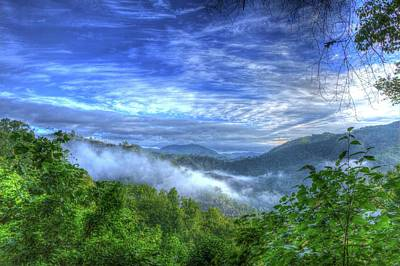 Photograph - Smokies by Ree Reid