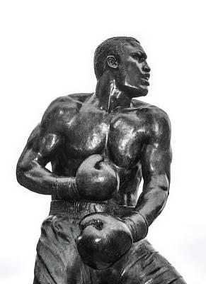 Boxer Digital Art - Smoking Joe Frazier by Bill Cannon