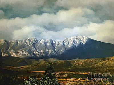 Smoky Clouds On A Thursday Art Print by RC deWinter