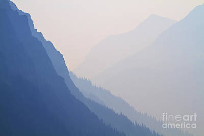 Photograph - Glacier National Park by Dennis Hedberg