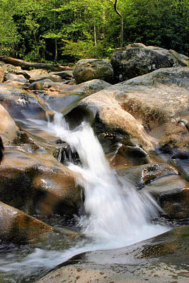 Photograph - Smoky Mountain Flow by Kristin Elmquist