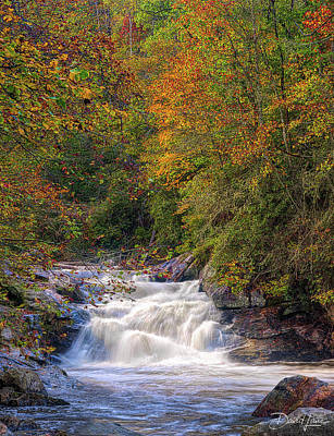 Photograph - Smoky Mountain Majesty by David A Lane