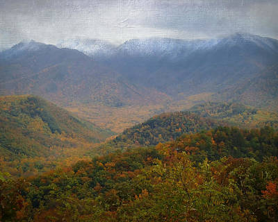 Photograph - Smoky Mountain Mist by TnBackroadsPhotos