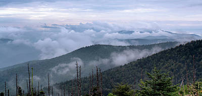 Photograph - Smoky Mountains by Debby Richards