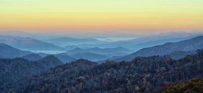 Photograph - Smoky Mountains by Nancy Landry