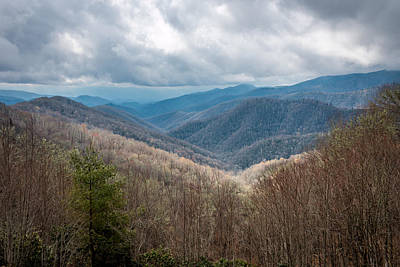 Photograph - Smoky Mountains by Susie Weaver