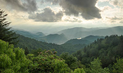 Photograph - Smoky Sunbeams by Doug McPherson