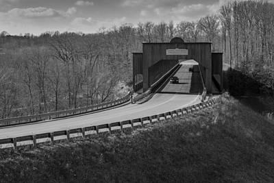 Photograph - Smolen Gulf Bridge 4 by John McGraw