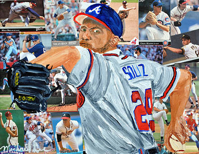 Smoltz Original by Michael Lee