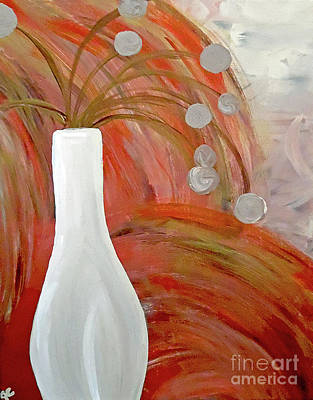 Terra Painting - Smooth And Chic by Jilian Cramb - AMothersFineArt