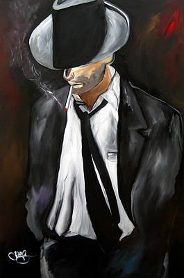 Fidostudio Painting - Smooth By Thomas Fedro by Tom Fedro - Fidostudio