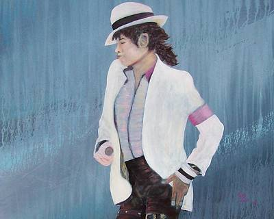 Painting - Smooth Criminal by Tony Rodriguez