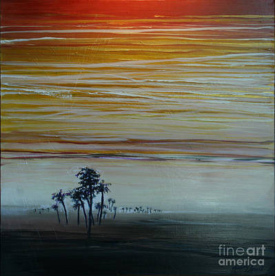 Painting - Smooth Jazz by Michele Hollister - for Nancy Asbell