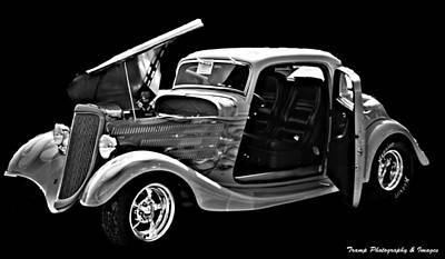 Photograph - Smooth Ride by Wesley Nesbitt