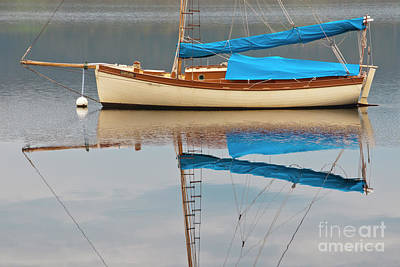 Photograph - Smooth Sailing by Werner Padarin