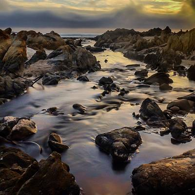 Photograph - Smooth Waters by Alistair Lyne