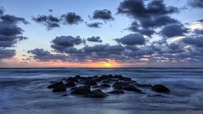 Photograph - Smooth Waters by Juan Montalvo