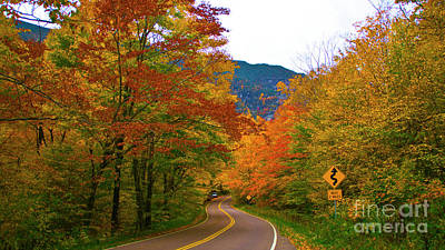 Photograph - Smugglers' Notch In Vermont by Scenic Vermont Photography