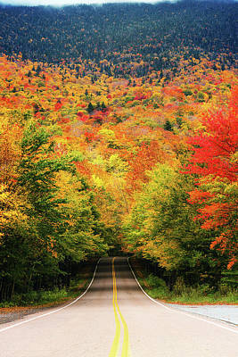 Photograph - Smuggler's Notch by Robert Clifford