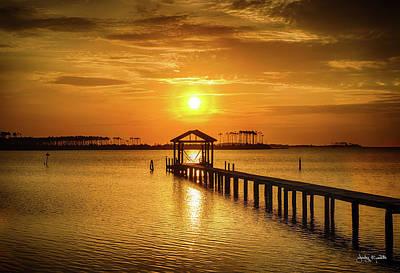 Photograph - Smyrna Sunrise by Jody Merritt
