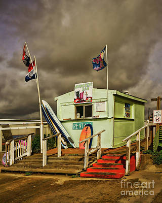 Photograph - Snack Shack by Roxie Crouch