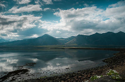 Snaefellsnes Iceland Print by Mirra Photography