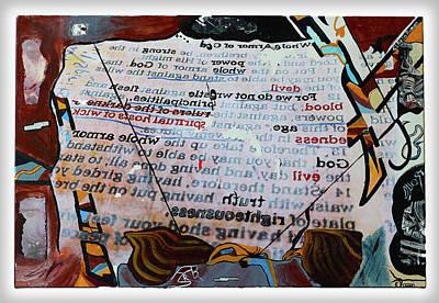 Painting - Snaisephe 6-10 by ElReco Ramon