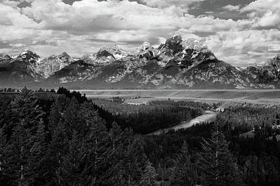 Photograph - Snake River by David Lyle