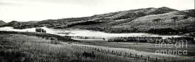 Photograph - Snake River Pano by Jon Burch Photography