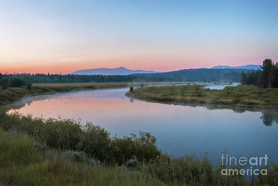 Photograph - Snake River by Sharon Seaward