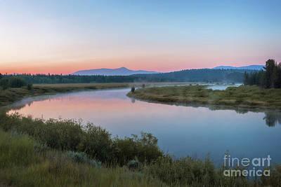 Photograph - Snake River by Sharon Seaward