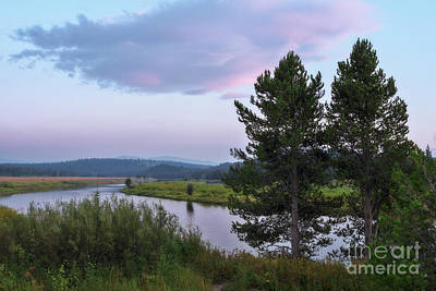 Photograph - Snake River Sunset by Sharon Seaward